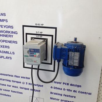Variable Speed Drives North Shore Electrical Motor
